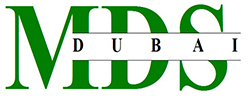 MDS Dubai logo